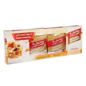 Emirates  Pasta Vermecelli 4x400g