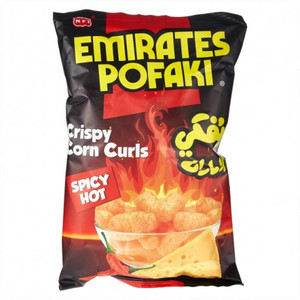 Emirates Pofaki Spicy 80g