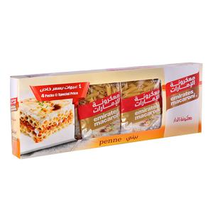 Emirates Macaroni Penne 4x400g