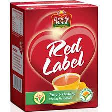 Brooke Bond Red Label Black Tea Packet 375g