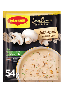 Maggi Excellence Mushroom Soup With Pyrex Casserole Dish 7x54g