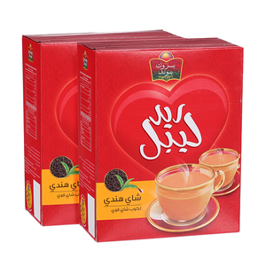 Brooke Bond Red Label Black Tea Packet 2x375g