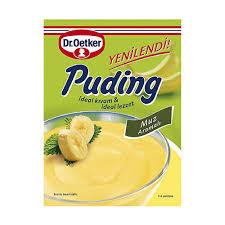 Dr. Oetker Pudding Banana 156g