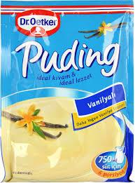 Dr. Oetker Pudding Vanilla 125g
