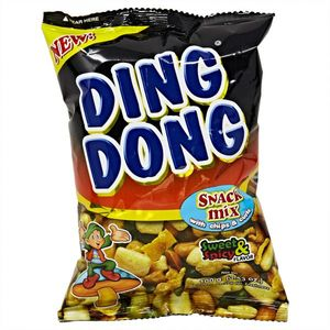 Ding Dong Snacks Mix Sweet And Spicy 100g