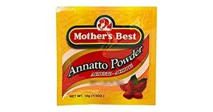 Mothers Best Annatto Powder 10g