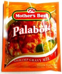 Mothers Best Palabok Mix 50g