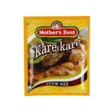 Mothers Best Kare Kare Stew Mix 35g