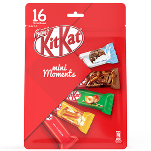 KitKat Mini Moments Chocolate Pouch 272.5g