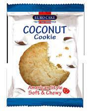 Eurocake Coconut Cookie 28g