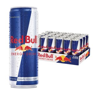 Red Bull Energy Drink Carton Pack 24x355ml