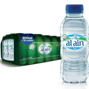 Al Ain Water Shrink 24x200ml