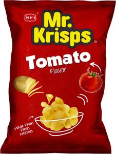 Mr. Krisps Potato Chips Tomato Flavor 15g