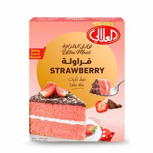 Al Alali Strawberry Cake Mix 500g