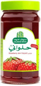 Halwani Jam Strawberry 400g