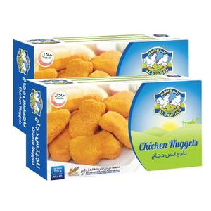Al Rawdah Nuggets 2x270g