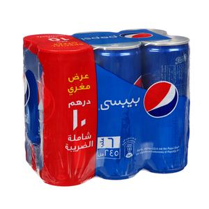 Pepsi Can 6x245ml