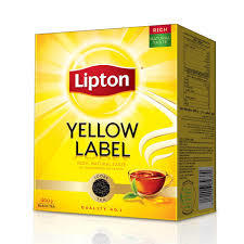Lipton Yellow Label Tea Packet 375g