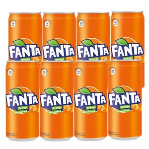 Fanta 8x295ml
