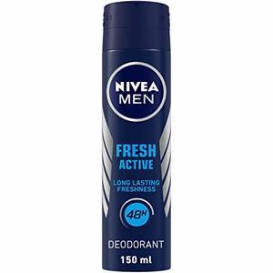 Nivea Deo Spray Dry For Men 2x150ml