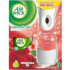 Air Wick Freshmatic Rose Kit 1set