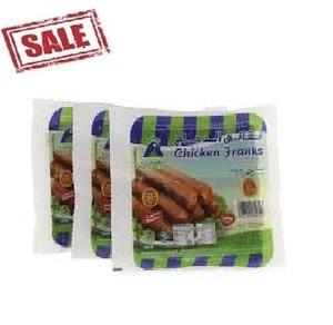 Al Saffa Chicken Franks 3x340g