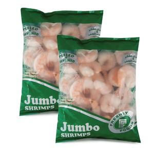 Fff Jumbo Shrimps Buy1 Get 1 Free 800g