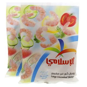 Al Islami Large Shrimps 2x454g