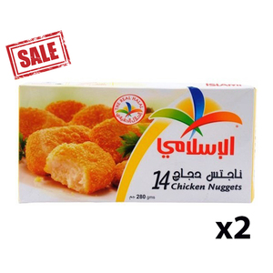 Al Islami Chicken Nuggets 2x280g