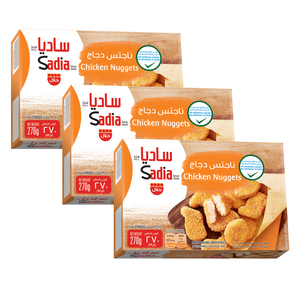 Sadia Chicken Nuggets 3x270g