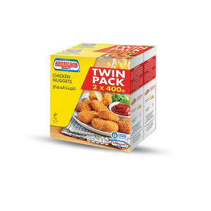 Americana Chicken Nuggets 2x400g