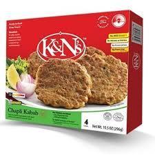 K&N's Chapli Kabab 592g