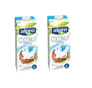 Alpro Coconut Drink Original 2x1L