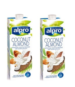 Alpro Coconut Almond Drink 2x1L