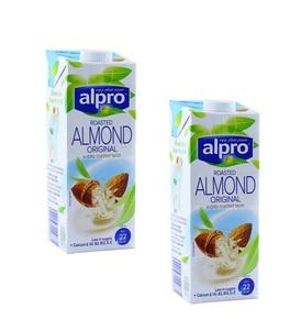 Alpro Almond Drink 2x1L