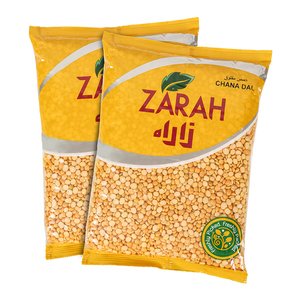 Zarah Channa Dal Twin Pack 2x1kg