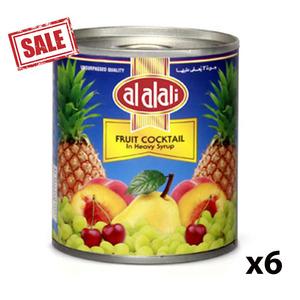Al Alali Fruit Cocktail 6x227g