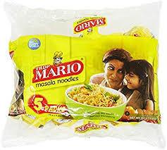 Mario Masala Noodles 5x70g