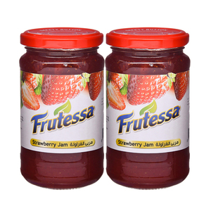 Fruitessa Assorted Jam Pack 2x420g