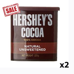 Hersheys Cocoa Powder 2pkt