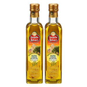 Serjella Extra Virgin Olive Oil 2x500ml