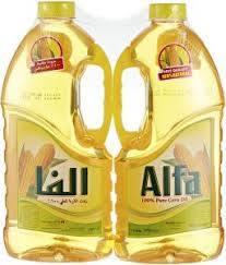 Alfa Corn Oil 2x1.8L