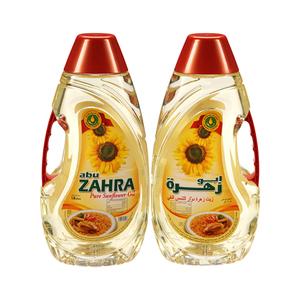 Abu Zahra Sunflower Oil 2x1.8L