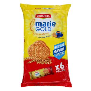Britannia Marie Gold 6x176g