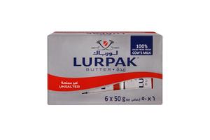 Lurpak Unsalted Mini Blocks 6x50g