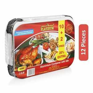 Platinum Container 890cc 12s