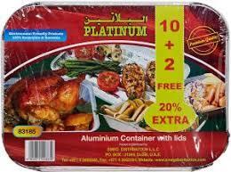 Platinum Container 1850cc 12s