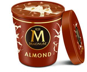Magnum Pint Almond 440ml