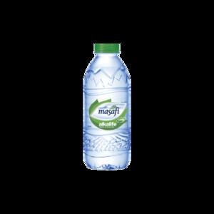 Masafi Alkalife Natural Water pH9 High Alkaline Water Shrink Wrap 330ml