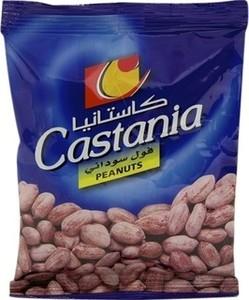 Castania Peanuts Roasted 100g